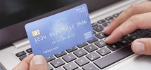 Enjoy online banking with credit card account
